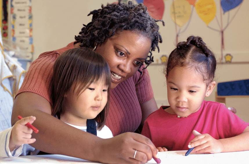trauma-informed early education and providers