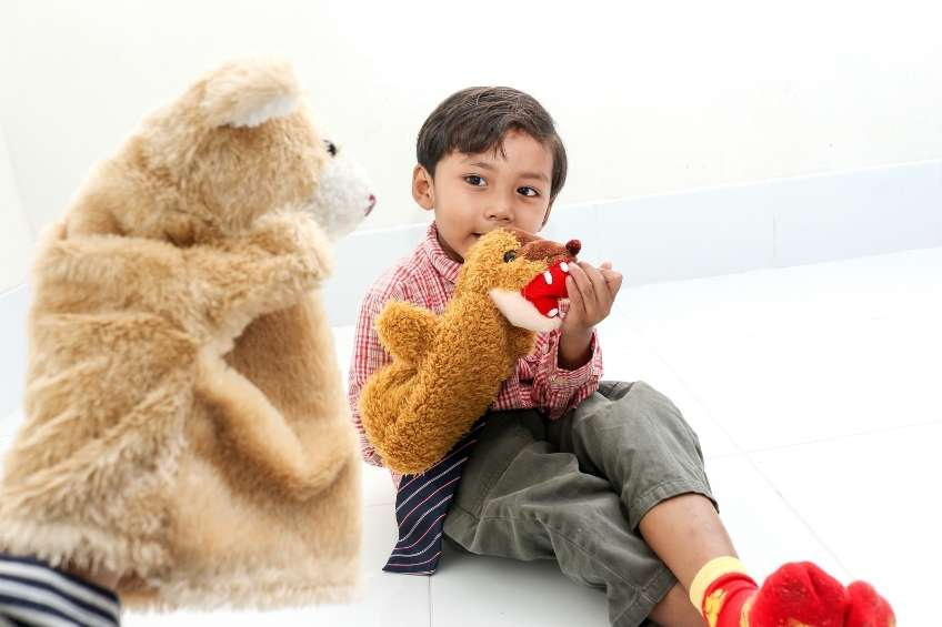 Play therapy can be used to treat behavioral issues for children with autism spectrum disorder (ASD).