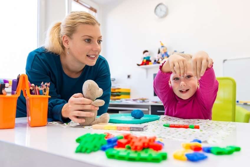 Therapists must have realistic expectations for building relationships with ASD clients.