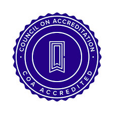 ChildSavers is a COA (Council on Accreditation) organization and nonprofit